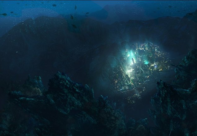Fall Wooden Wallpaper The Underwater City Of Rapture Audio Atmosphere