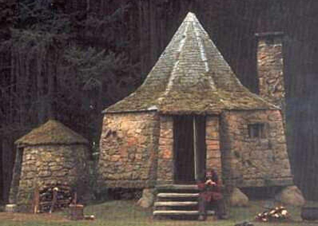 Tea at Hagrids audio atmosphere