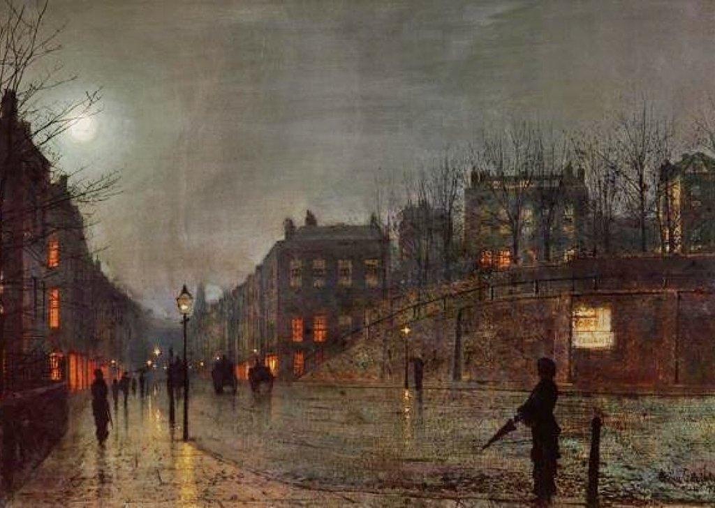 Victorian London Audio Atmosphere