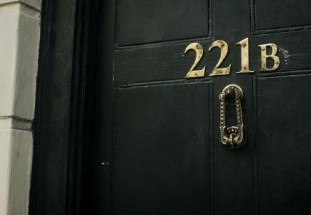 221b Baker Street audio atmosphere