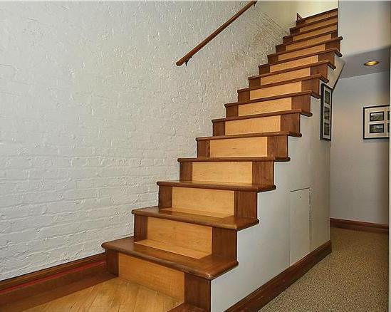 Bamboo Stair Treads  Ambient