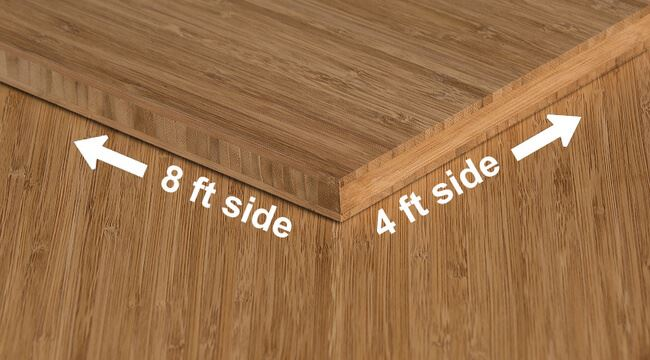 How To Stain Plywood Edges