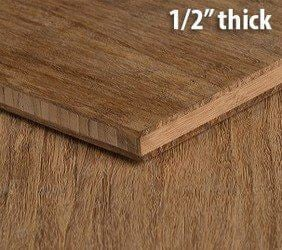 1 2 Inch Plywood