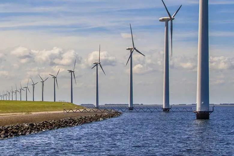 I parchi eolici il futuro dellindipendenza energetica delle isole  Ambiente Bio