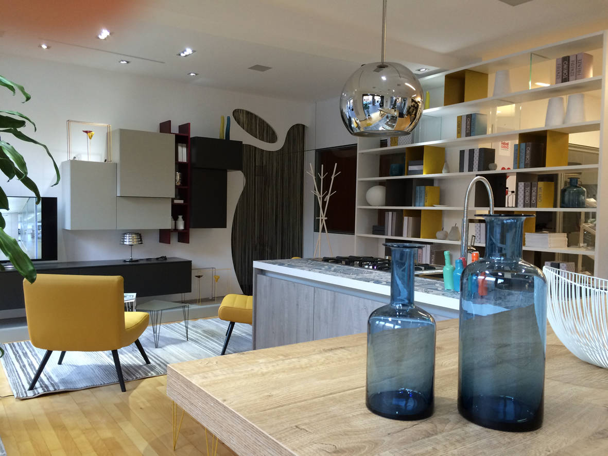 Nuovo show room Febal Casa a Cuneo  Ambiente Cucina