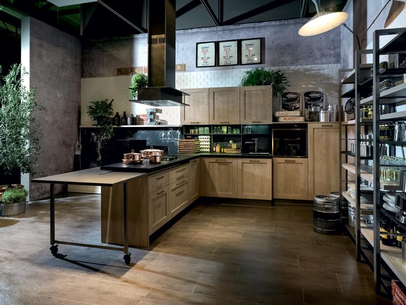 Unaria molto vissuta  Ambiente Cucina