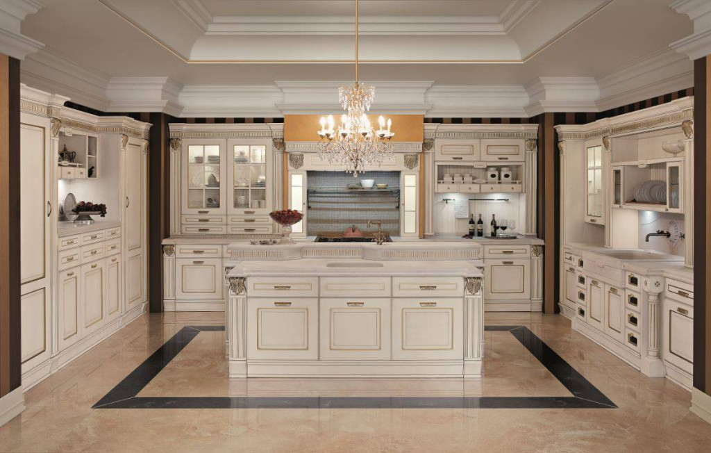 Liper lusso entra in cucina  Ambiente Cucina