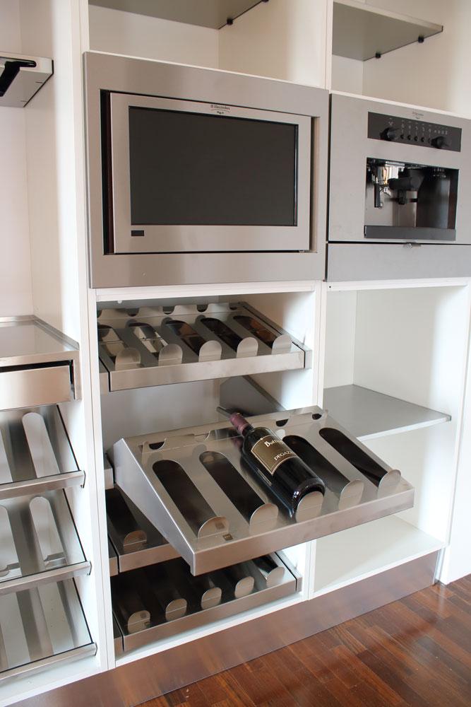 Essetre soluzioni per organizzare la dispensa  Ambiente Cucina