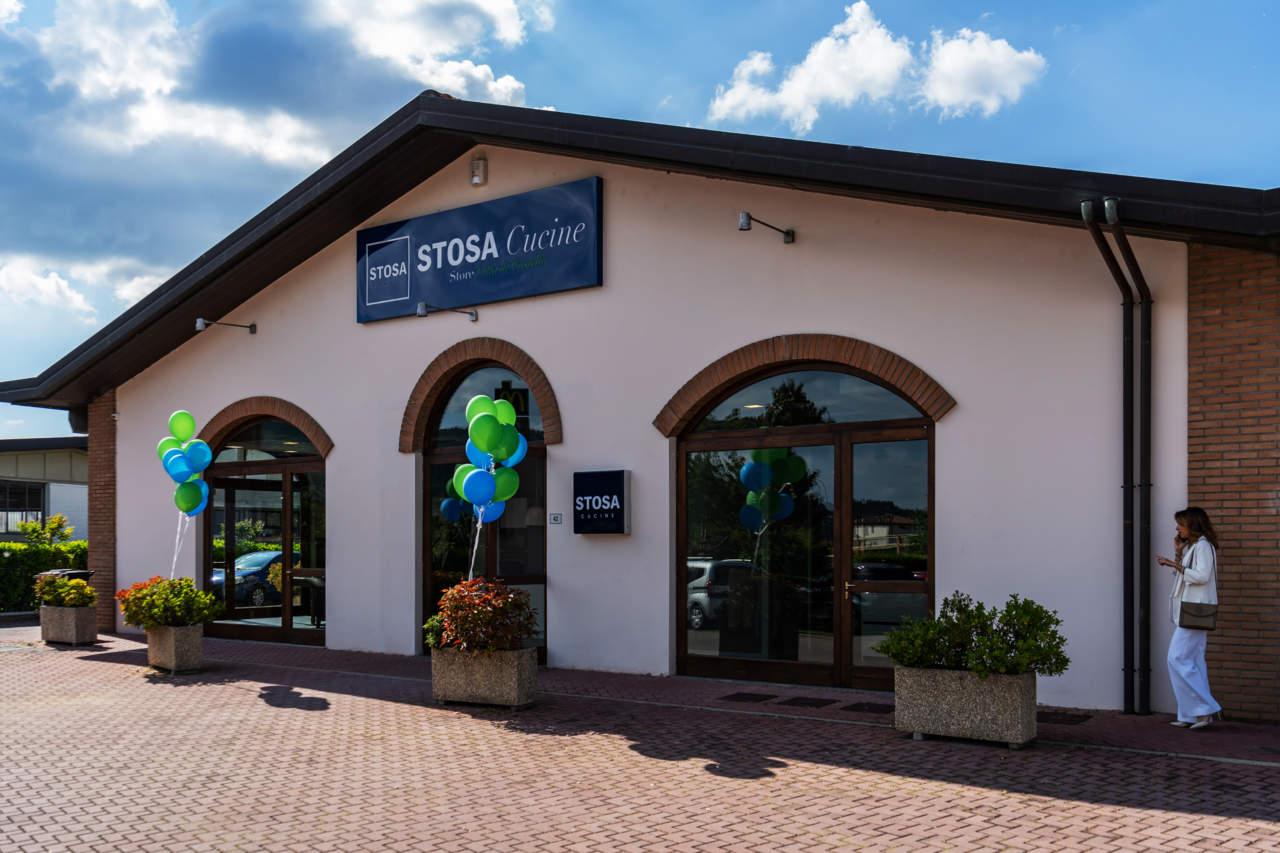 Inaugurato il primo Store Stosa Cucine in Umbria  Ambiente Cucina