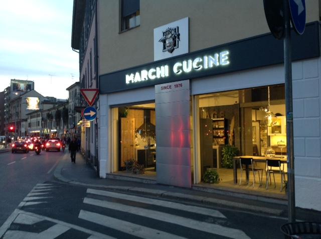 I Kitchens Store ora sono Marchi Cucine Store  Ambiente