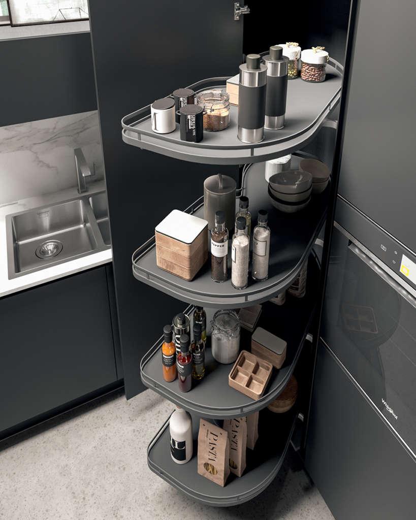 Smalti e pitture per legno da interno. Aran Cucine La Perfetta Organizzazione Degli Spazi Ambiente Cucina