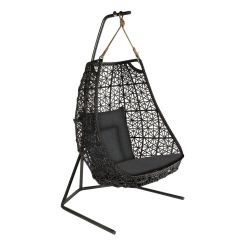 Egg Chair Swing Walmart Gamer Maia Hanging Kettal Ambientedirect