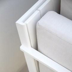 Gandia Blasco Clack Chair Baby Swinging Model No Ts Bs 16 Flat Lounge Ambientedirect
