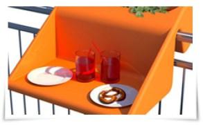 Photo of BALKONZEPT: una gran idea para pequeños balcones.