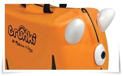 Photo of SUNNY TRUNKI: Una maleta de viaje ideal para los peques.