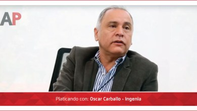 Photo of Ambiente Plástico con Oscar Carballo – Ingenia