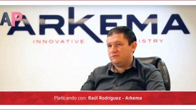 Photo of Ambiente Plástico con Raúl Rodríguez – Arkema