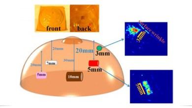 Photo of Desarrollan piel electrónica para detectar grumos mamarios