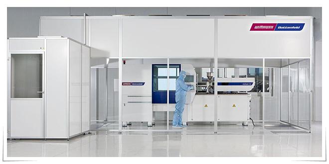 Photo of Wittmann incrementa actividades en la industria médica
