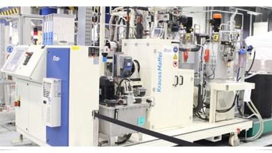 Photo of Prueban máquina de Krauss Maffei en Reino Unido