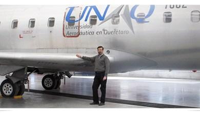 Photo of Materiales compuestos para la Industria Aeronáutica
