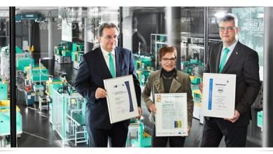 Photo of Tres éxitos consecutivos para la capacitación en Arburg