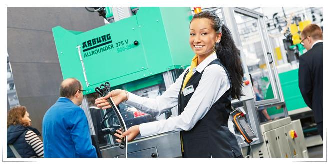 Photo of Arburg en Plast 2018: Estreno de máquina, Industria 4.0 y procesos innovadores