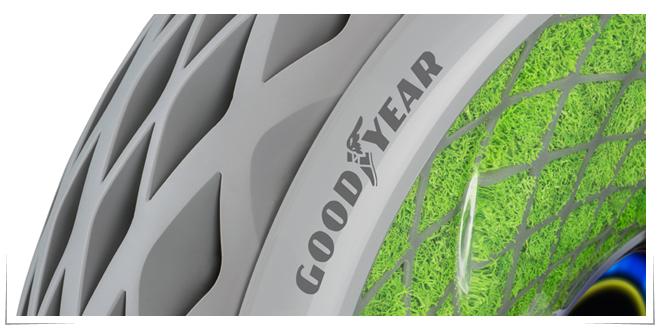 Photo of Movilidad más limpia con Oxygene, de Goodyear