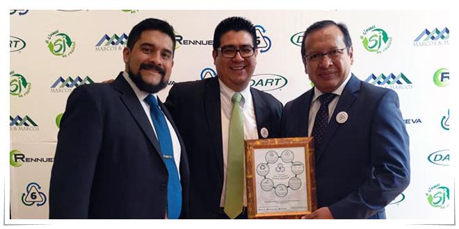 Photo of Presentan el Plan Nacional de Manejo de Residuos de EPS