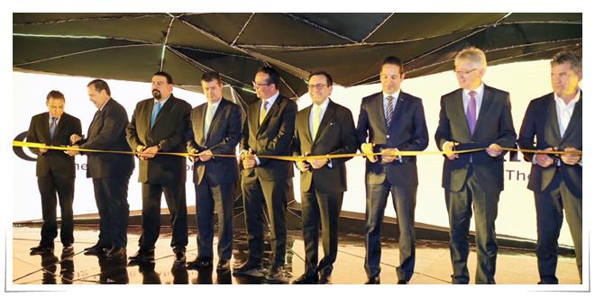 Photo of Nuevo centro de investigación y desarrollo tecnológico Continental, en Querétaro