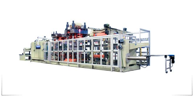 Photo of SencorpWhite lanza máquina de termoformado Ultra 2