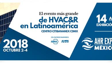 Photo of AHR Expo México celebra 20 años sirviendo a la industria