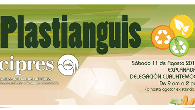 Photo of Plastianguis, listo para el 11 de agosto