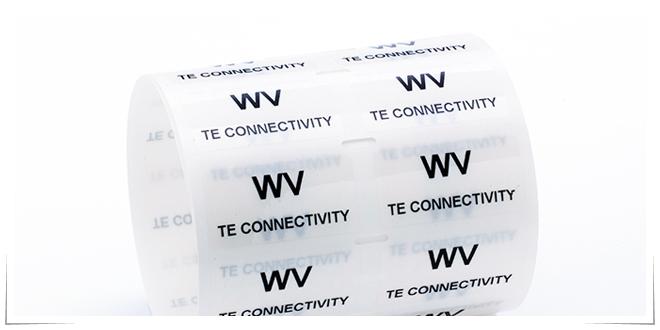 Photo of Etiquetas de vinilo blanco brindan flexibilidad y seguridad en ambientes hostiles