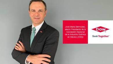 Photo of Nombran a José María Bermúdez como nuevo Presidente de la ANIQ