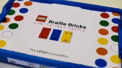 Photo of Con Briale en sus bloques, LEGO ayudará a niños ciegos