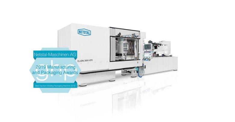Photo of Netstal recibe premio como fabricante de las mejores máquinas de moldeo por inyección