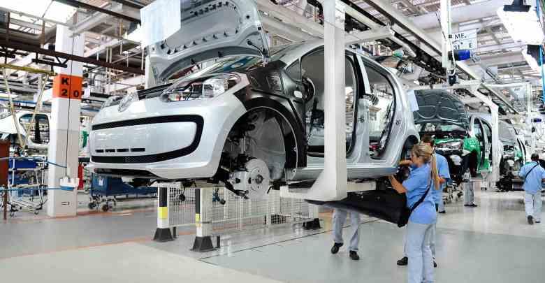 Photo of Baja la producción automotriz en México, pero aumenta exportación