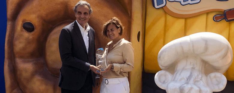 Photo of Recibe Grupo Bimbo reconocimiento internacional por su compromiso con la sustentabilidad