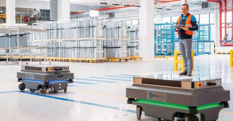 Photo of Tus nuevos compañeros de trabajo ¿robots autónomos móviles?