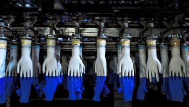 Photo of Guantes de plástico; el reto para cubrir la demanda ante COVID-19