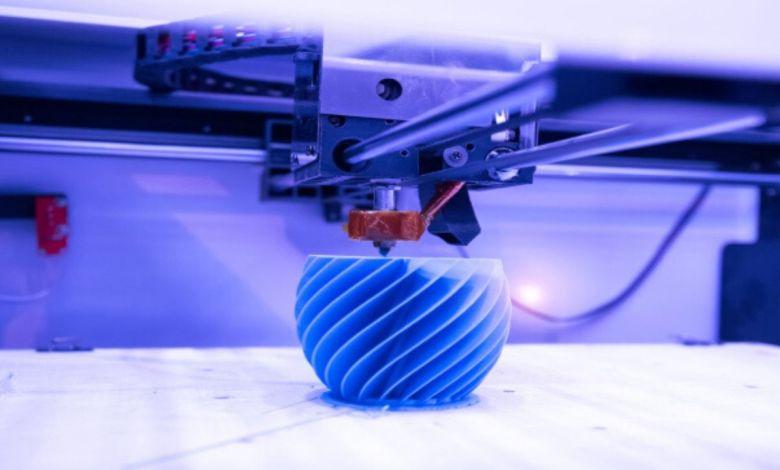 Impresión 3D Manufactura aditiva