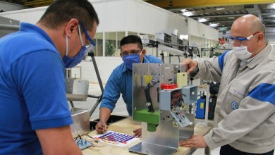 Photo of Volkswagen México desarrolla dispositivos de asistencia respiratoria