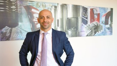 Photo of Domenik Nikollaj, nuevo jefe de ventas en Wittmann Kunststoffgeräte