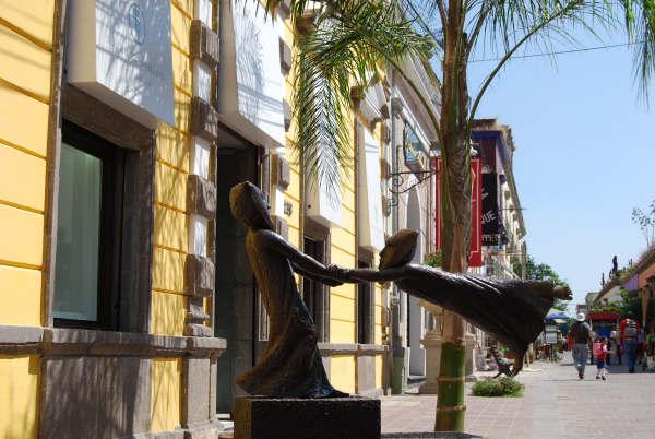 Galerias de Arte Tlaquepaque Pueblo Magico Jalisco Mexico