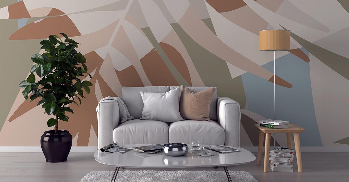 Su luce paint trovi i migliori prodotti per il restauro e recupero del mobile. 5 Style Ideas For Your Living Room Wallpaper Ambientha