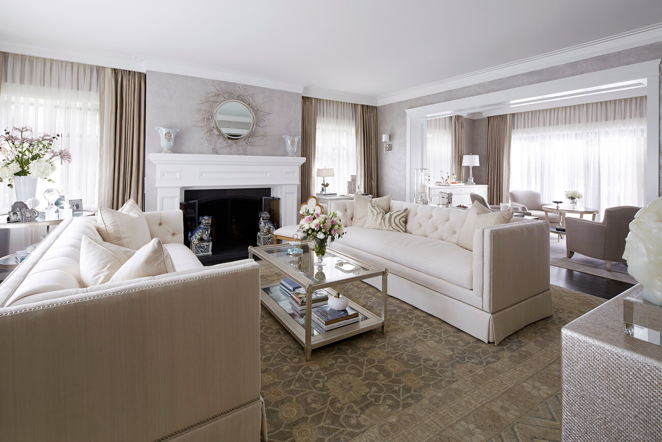 High End Modern Furniture Store Montreal Home Staging