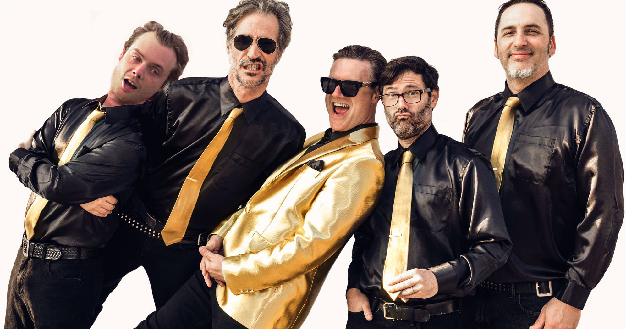 Me First and the Gimme Gimmes Promo NZ Tour