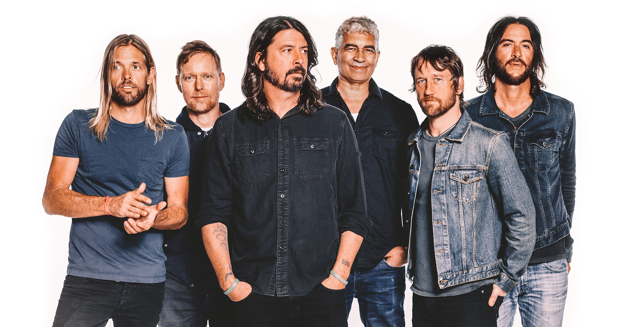 Foo Fighters Promo Image 2017