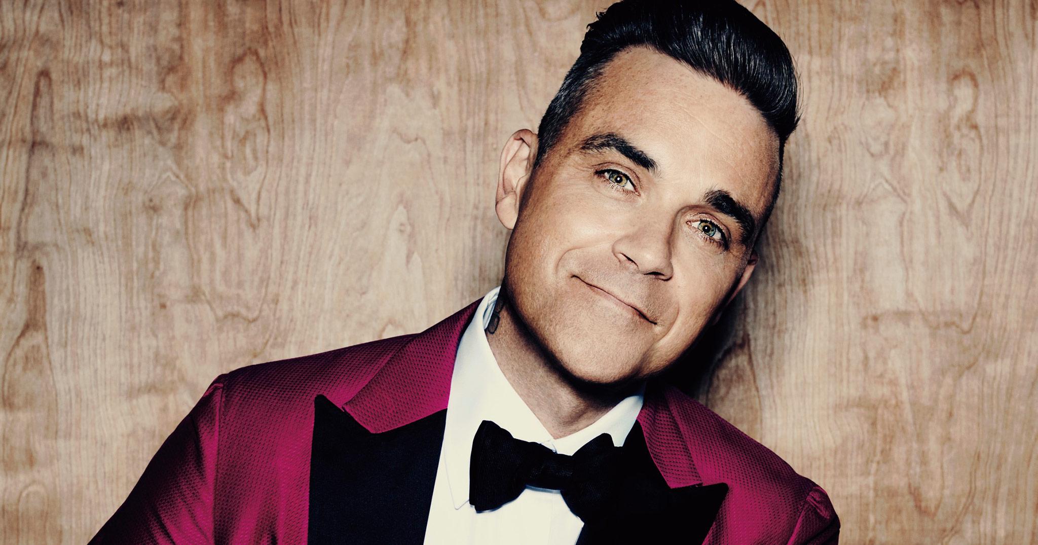 Robbie Williams Promo